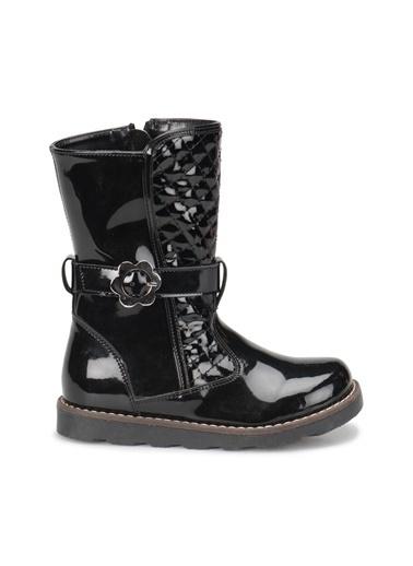 Seven Çizme Siyah